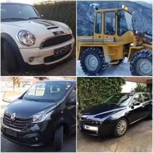 Auktion KFZ * Cabrio * Camper * Nutzfahrzeuge * Radlader